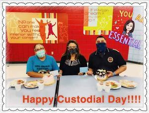 Celebrating National Custodian Day