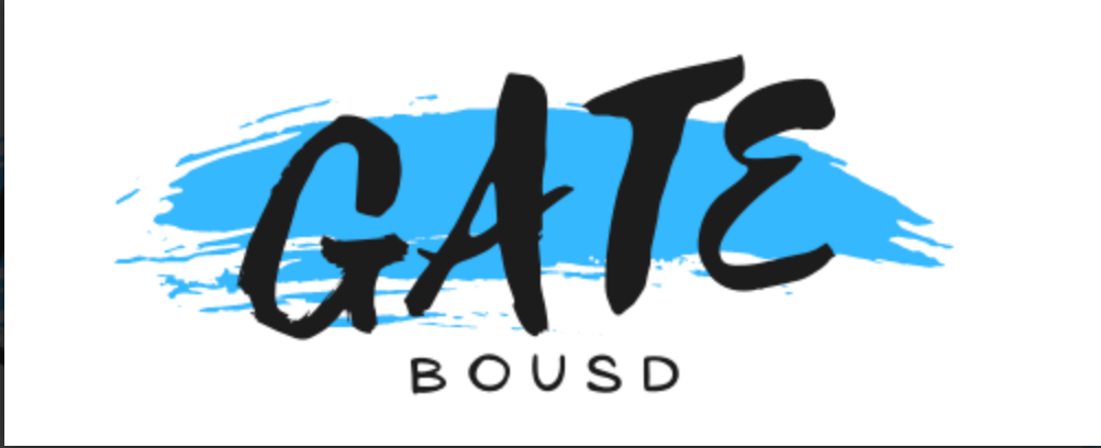 GATE Logo for BOUSD