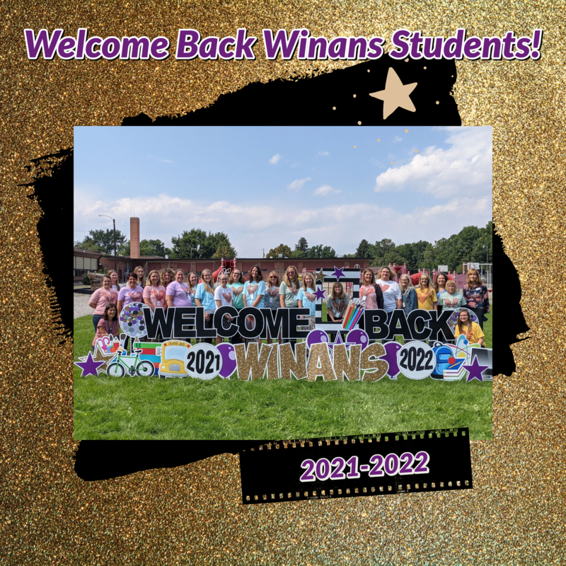Winans Welcome