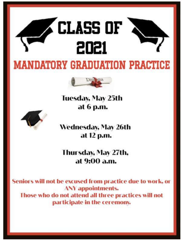 Mandatory Graduation Practice Featured Photo