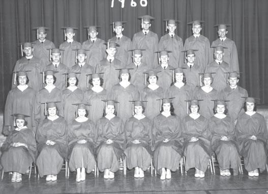 Canyon High School - Class of 1960