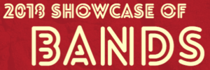 Annual Showcase of Bands