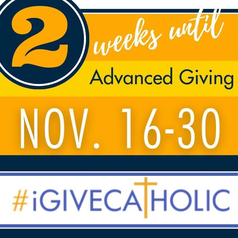 Check out St. Elizabeth School's  #iGiveCatholic Featured Photo