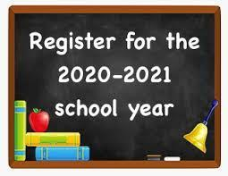 2020-21 Registration Featured Photo