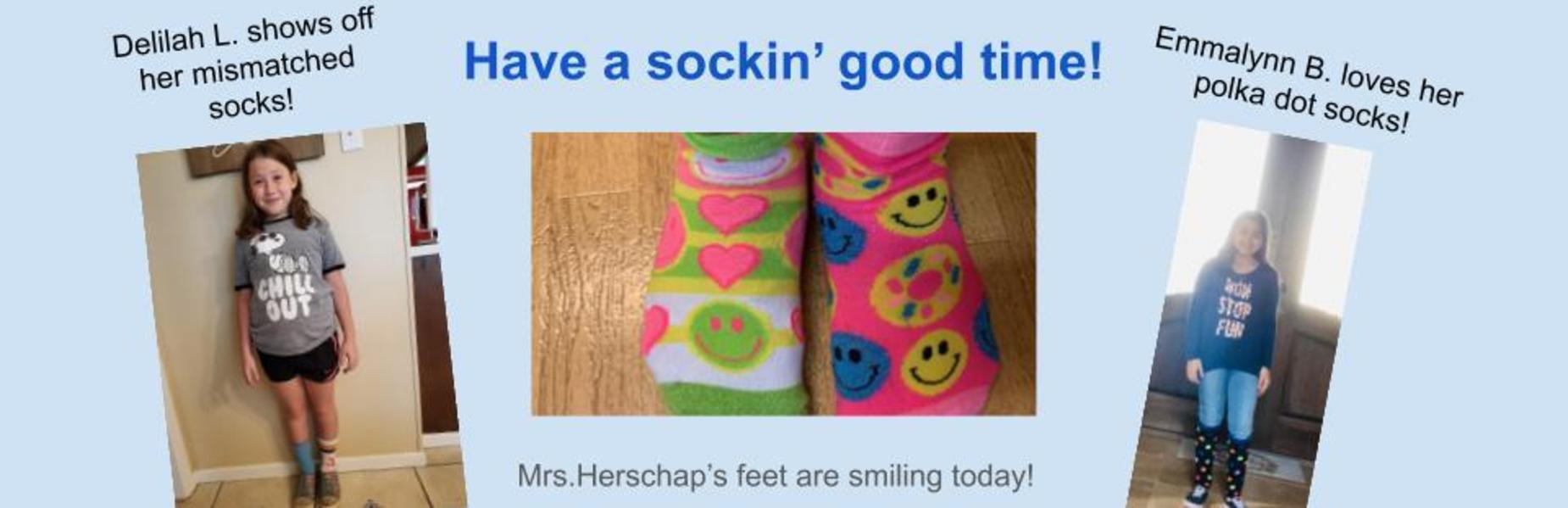 Sock day
