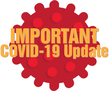 Updated 11-24:  Trinity ISD Confirms Cases of COVID-19! Thumbnail Image