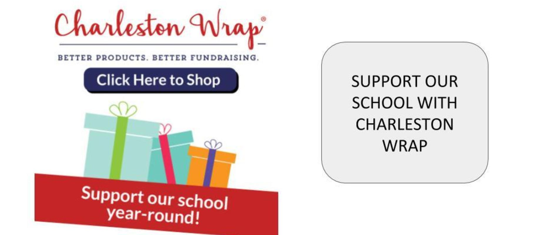 Support Taylor With Charleston Wrap