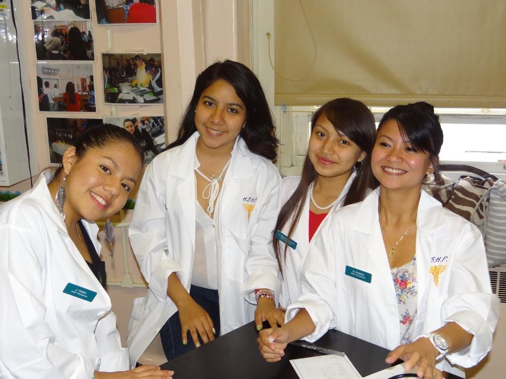 Medical Assisting Students