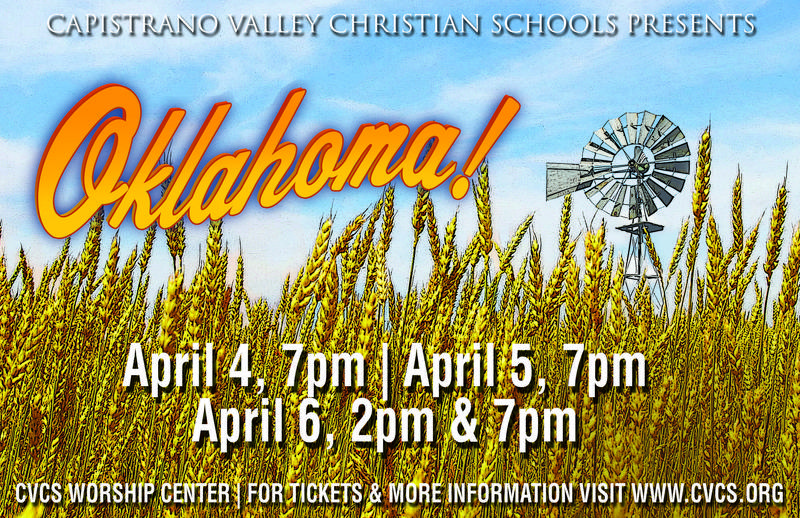 Oklahoma Spring Musical Featured Photo