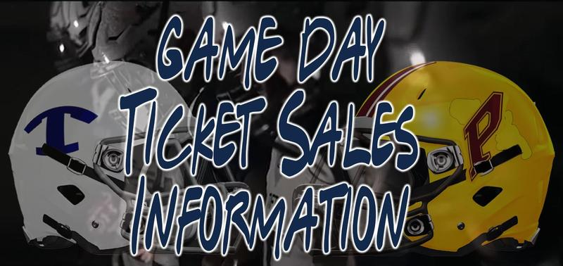 Tift vs Perry Football Ticket Sales Information Featured Photo