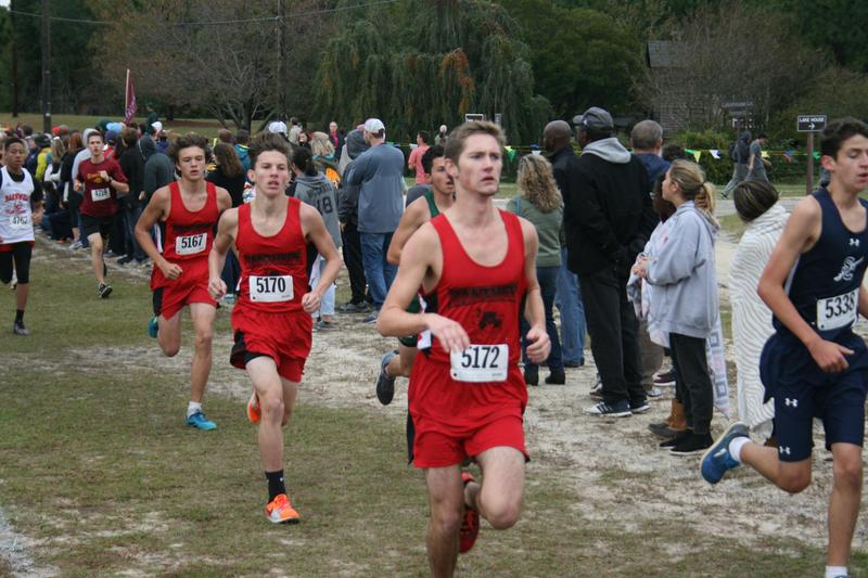 Wright Sets School Record Featured Photo