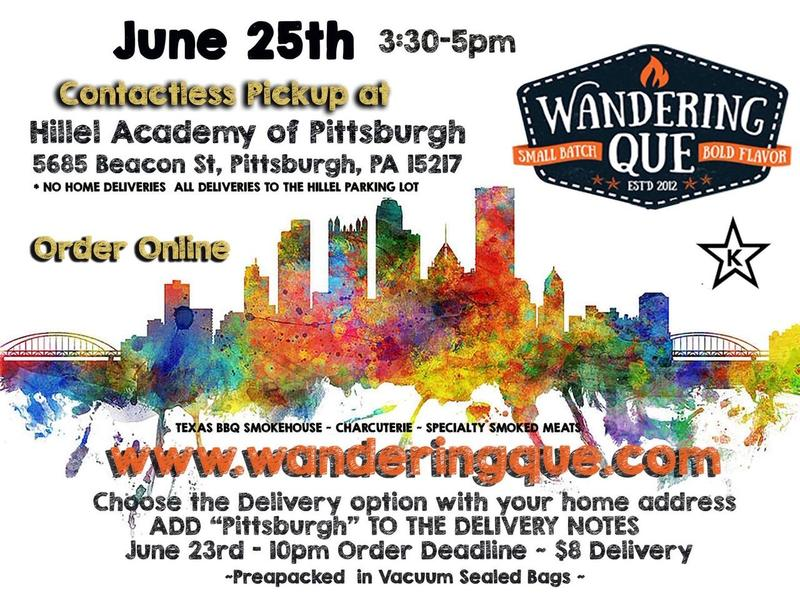 Wandering Que Comes to Pittsburgh Featured Photo