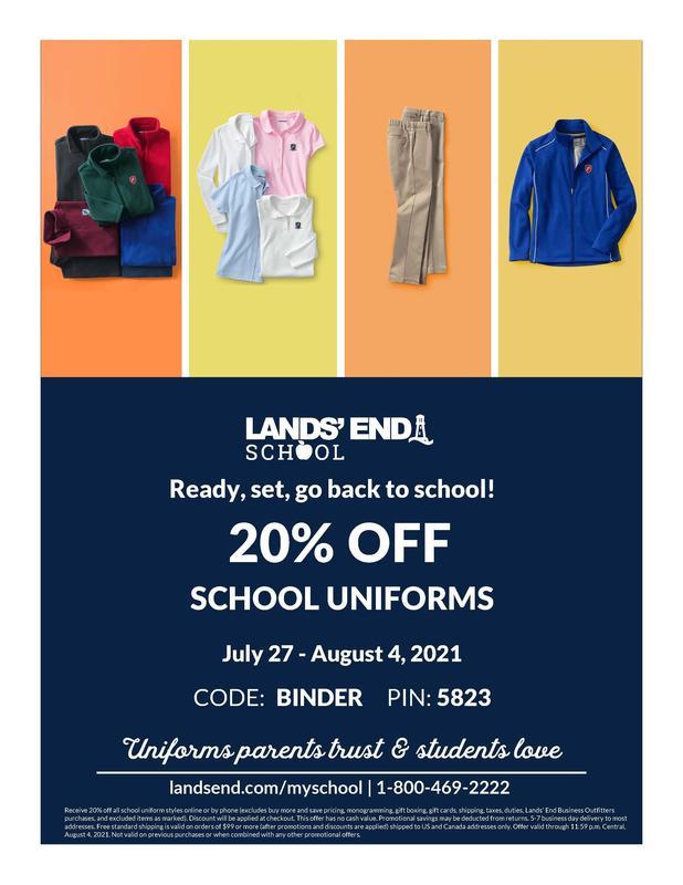 Lands End Summer Dress Code Sale! Featured Photo