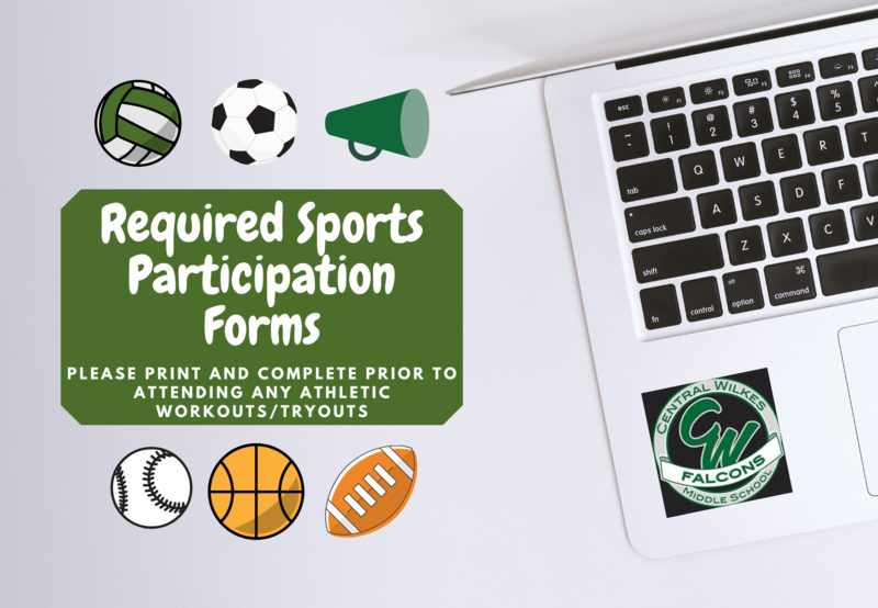 Required Sports Participation Forms