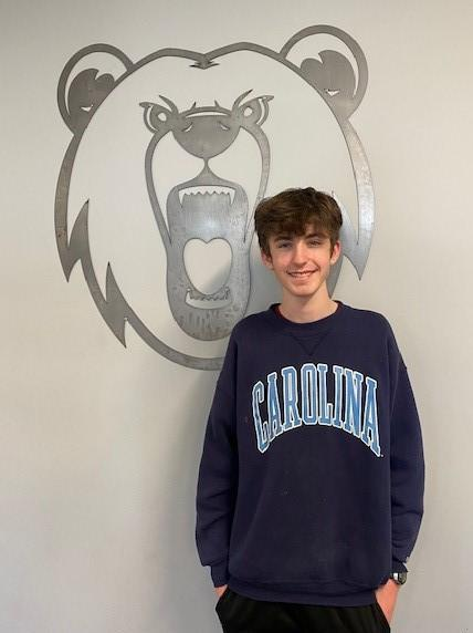 BP Junior, Max Marlow, selected to participate in prestigious NC Governor's School! Featured Photo