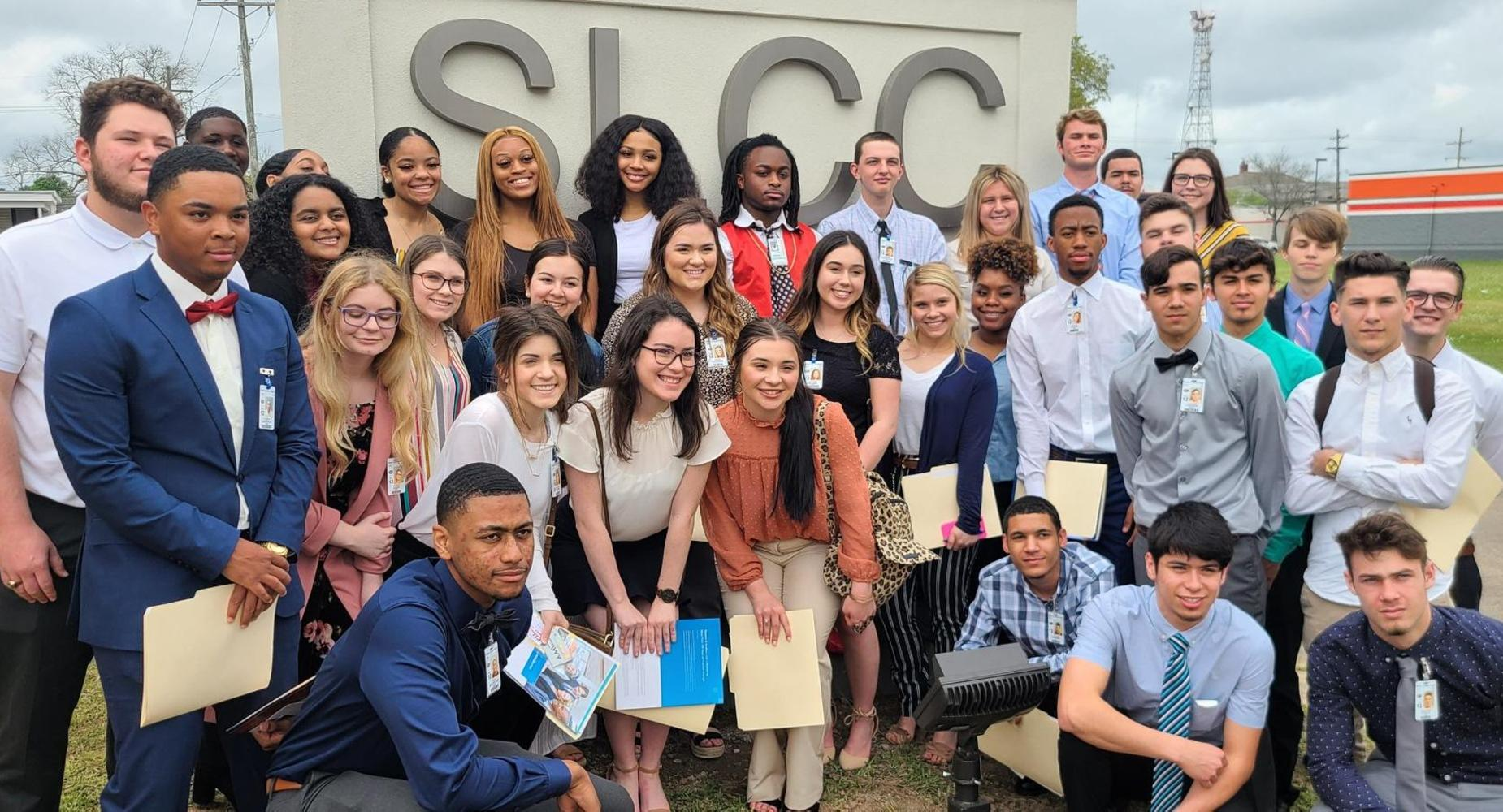 Seniors attend SLCC Campus