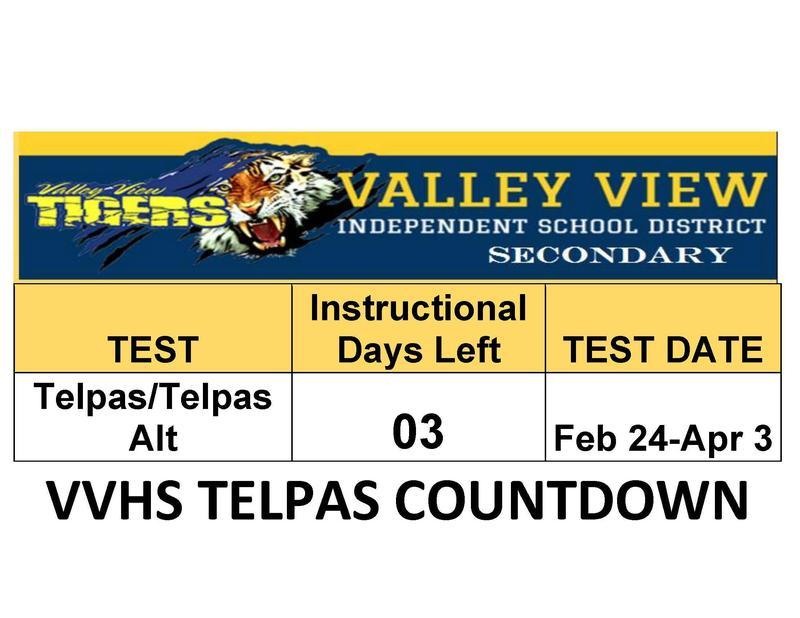 TELPAS COUNTDOWN Thumbnail Image