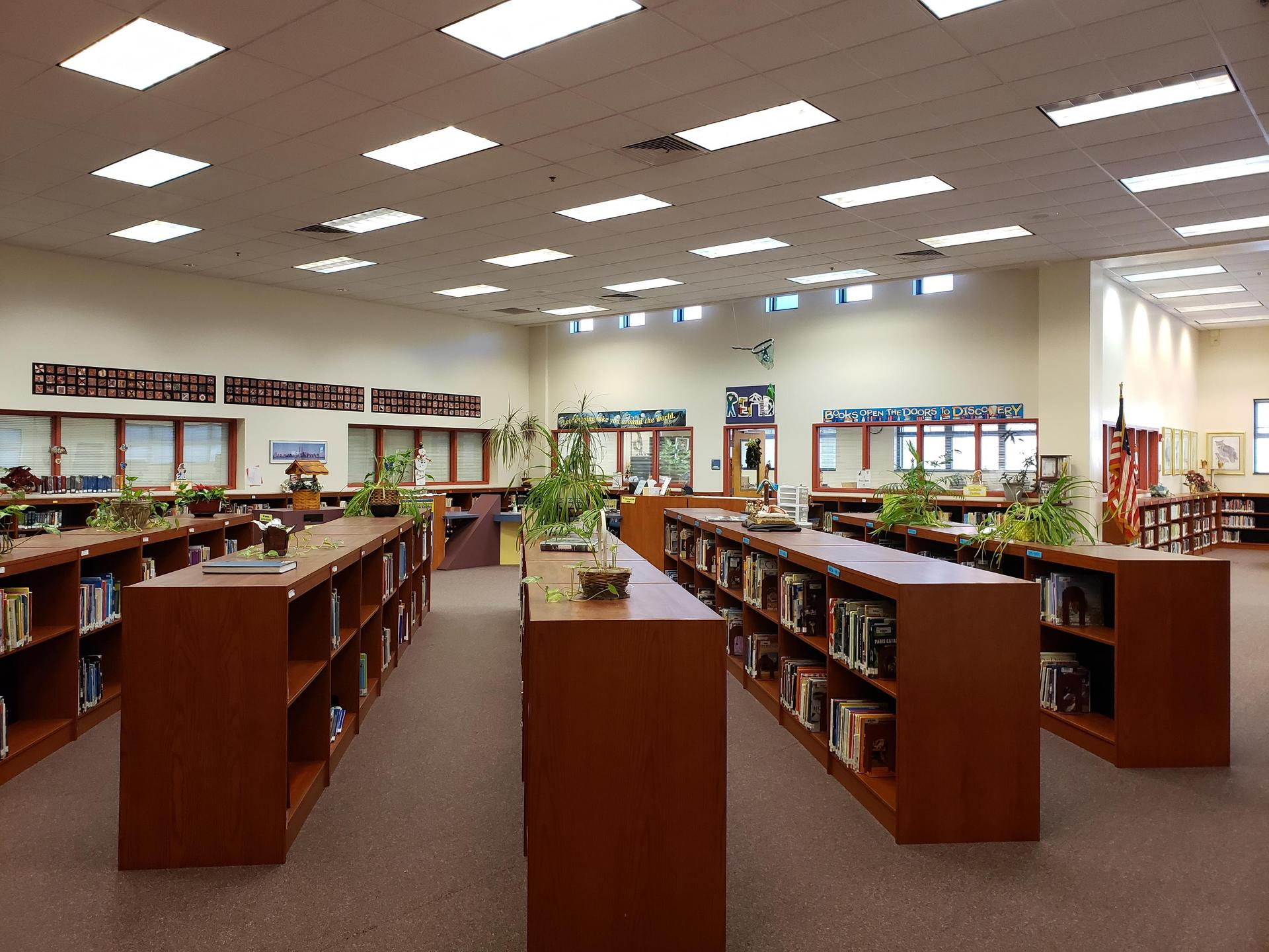 Hillcrest Library