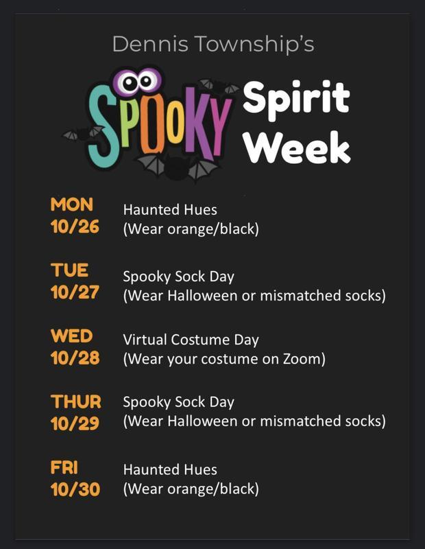 Spooky Spirit Week Thumbnail Image