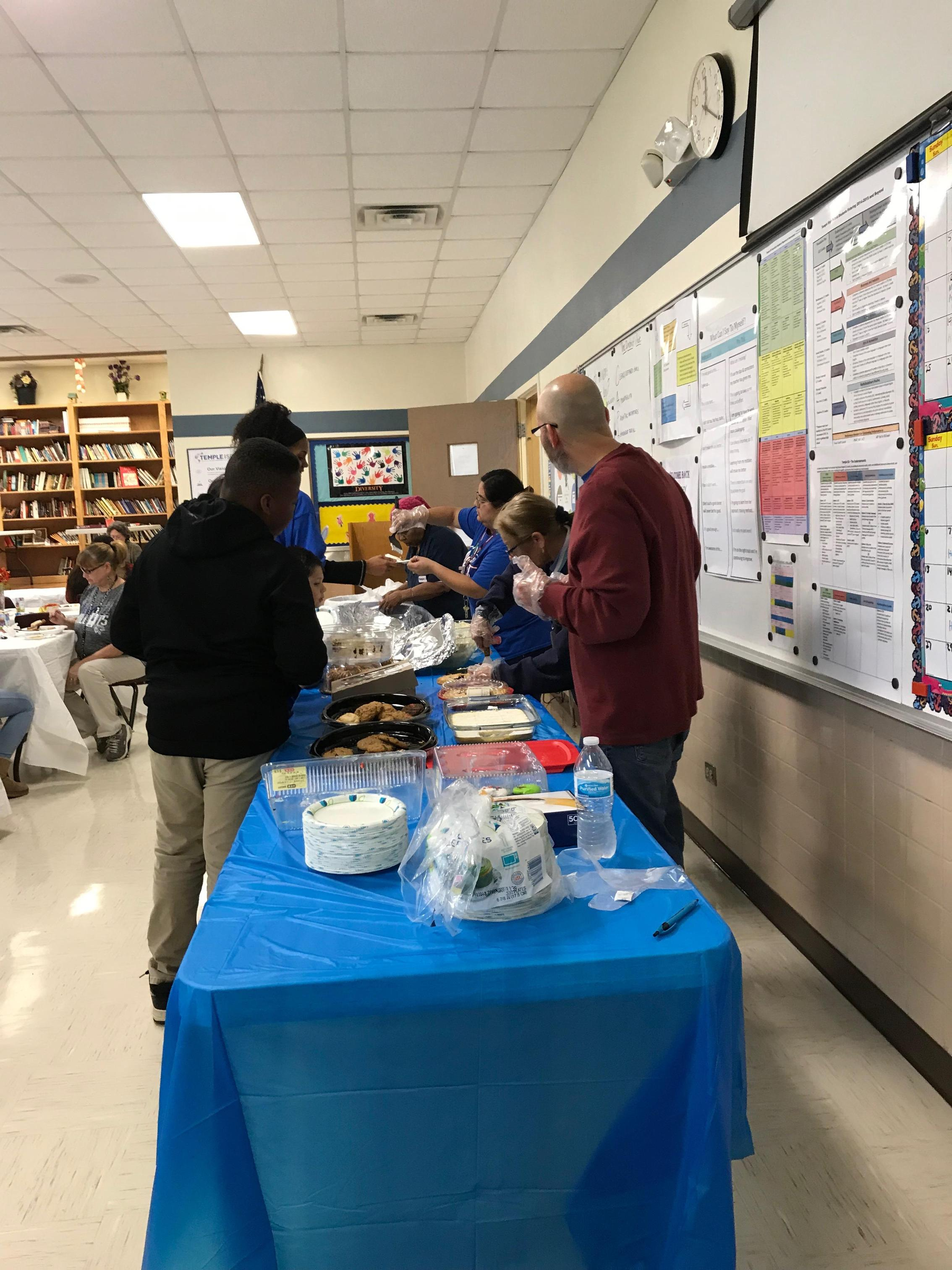 Thanksgiving Feast Image 2018