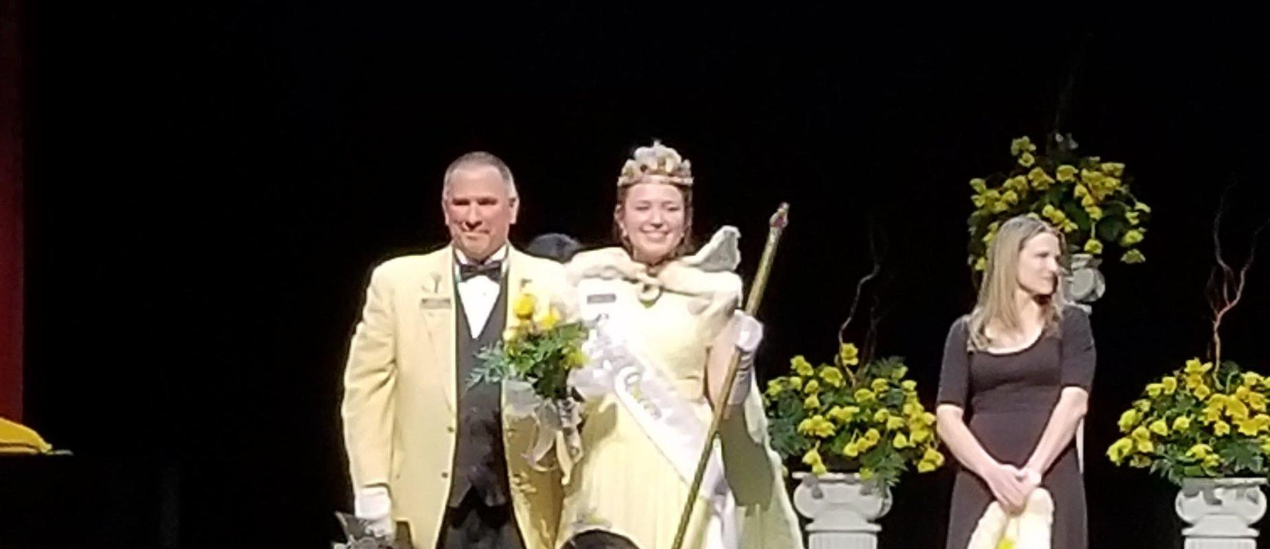 2019 Daffodil Queen, Katie Gilbert