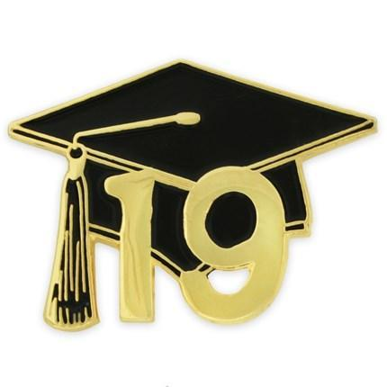 2019 graduation pin