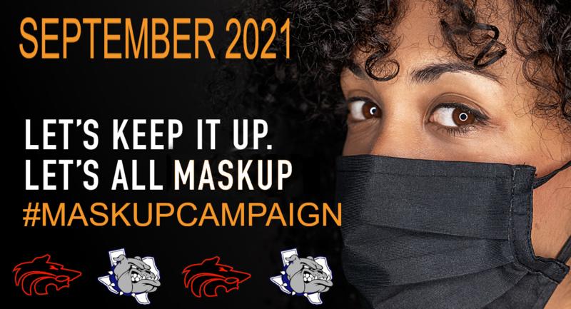 MaskUp Campaign Sept 2021