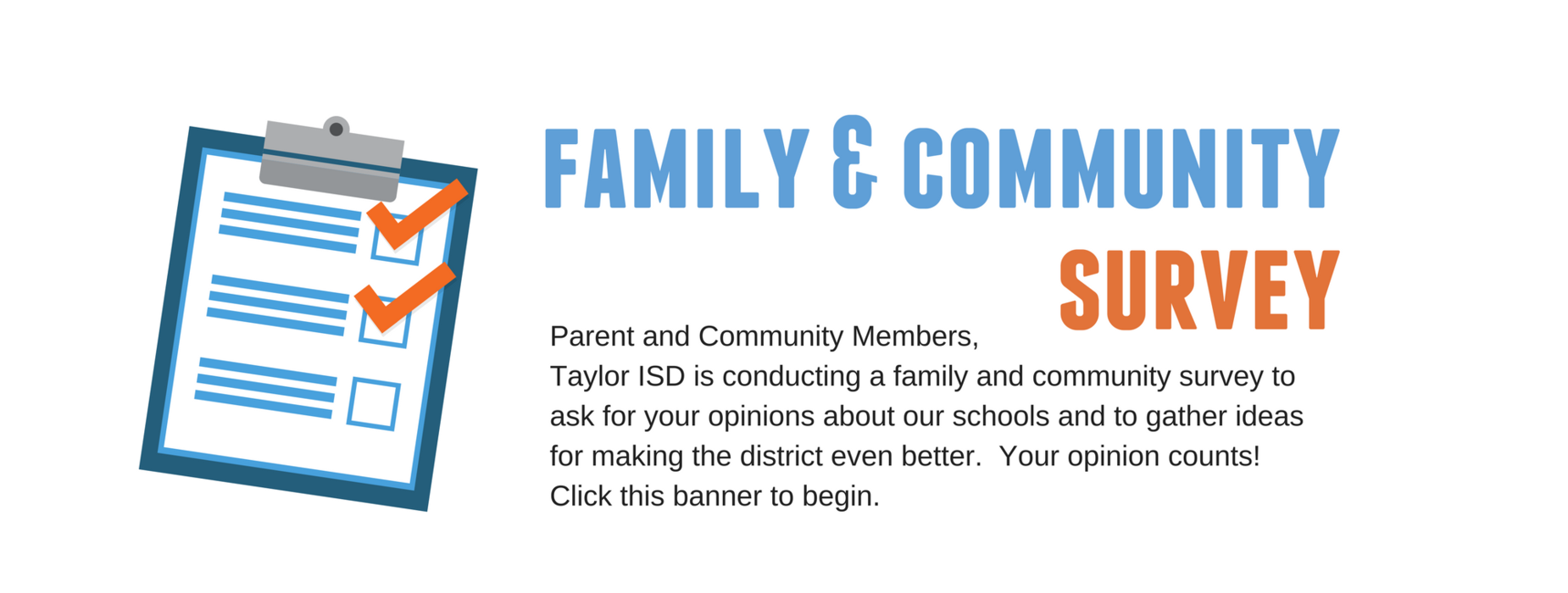 Family & Community Survey