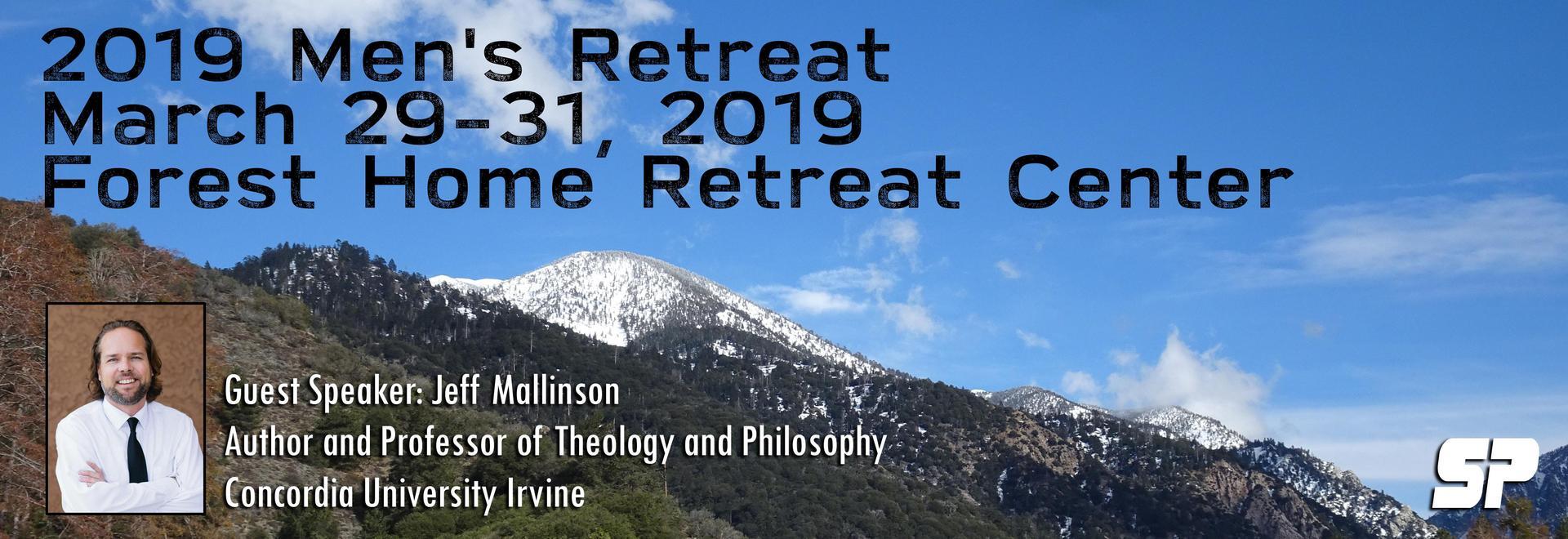 2019 Men's Retreat