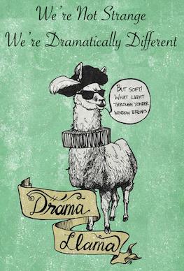 Drama Llama image