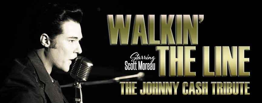 Walkin' The Line Tribute to Johnny Cash