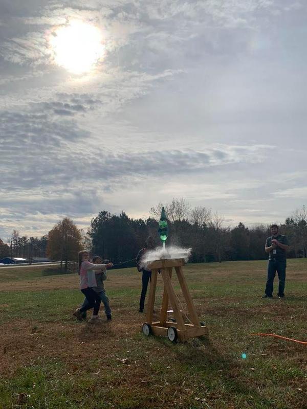 4th Grade Rocket