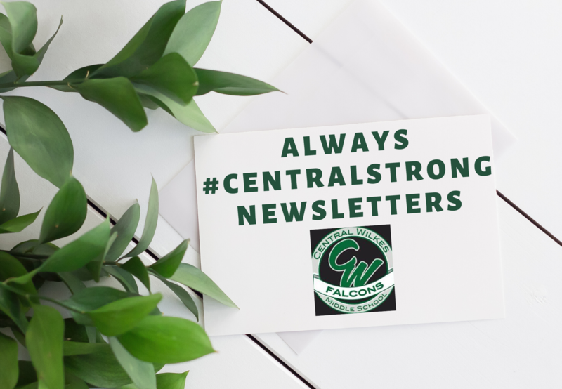 Always #CENTRALSTRONG Newsletters Thumbnail Image