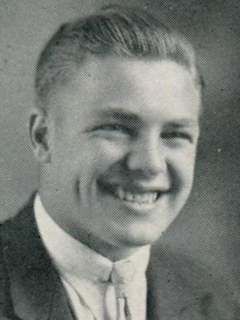 Gerald Dennerlein, 1933 Senior Photo