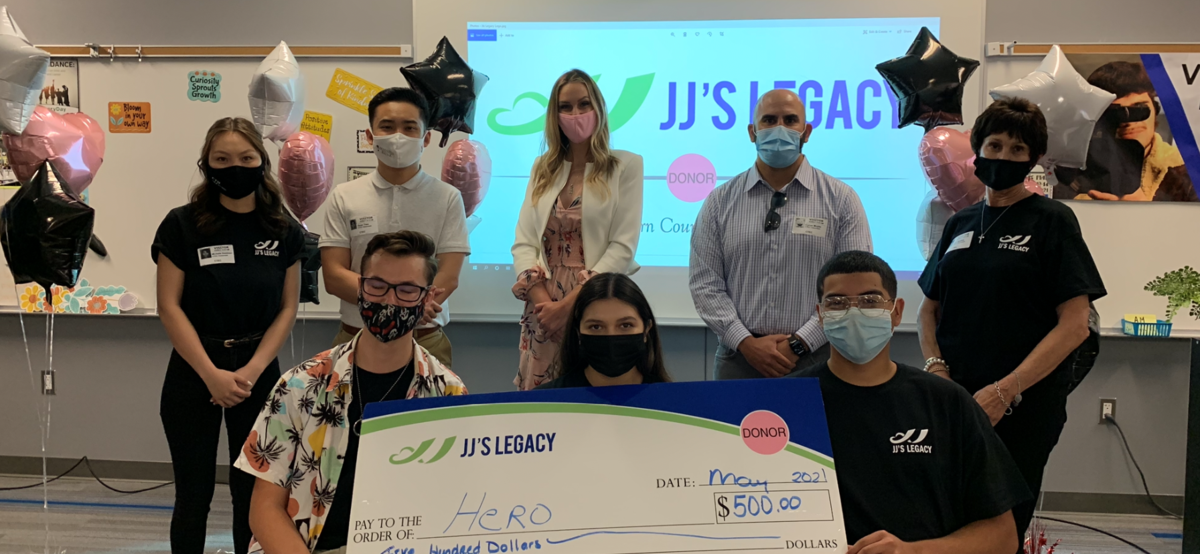 JJ's Legacy Leadership Program Winners Announced Thumbnail Image