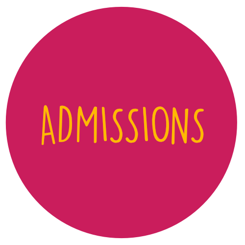 admissions button
