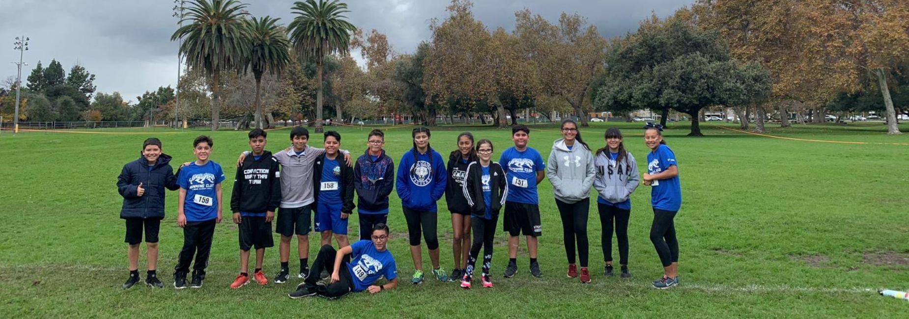 Running Club Event