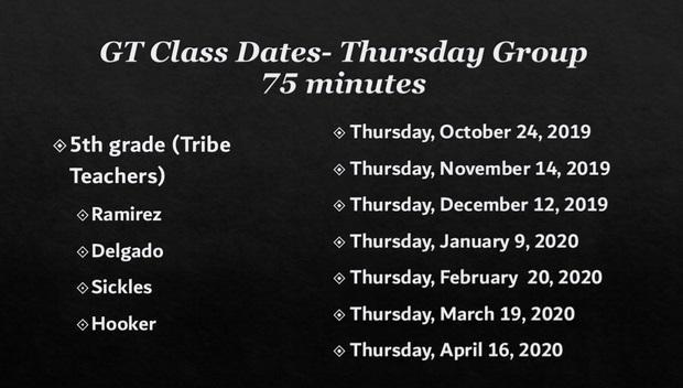 Thursday Nichols Group