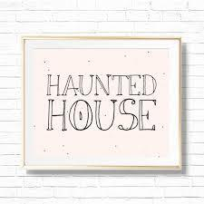 Haunted House Art Gallery Featured Photo