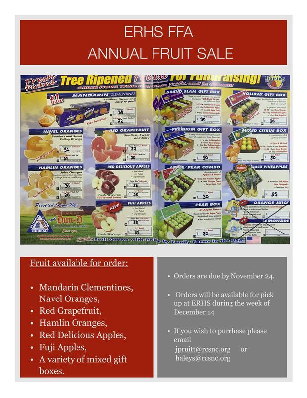 FFA Fruit Sale Featured Photo