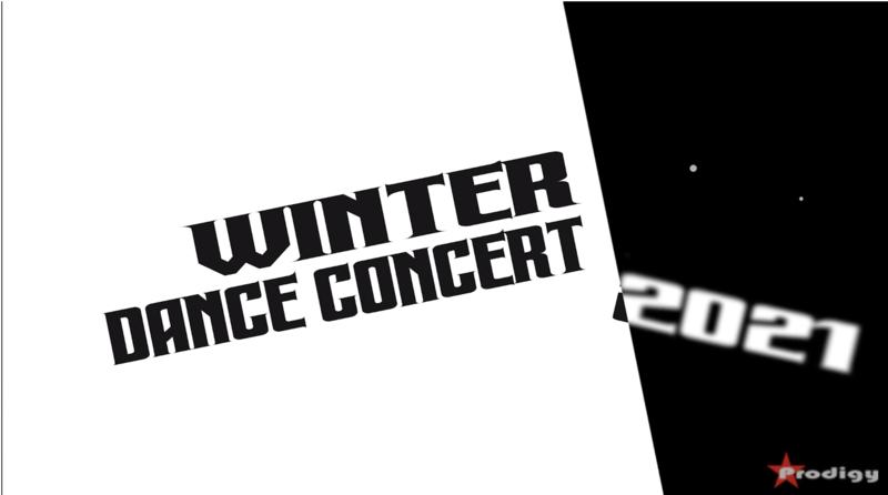 Winter Dance Concert Featured Photo