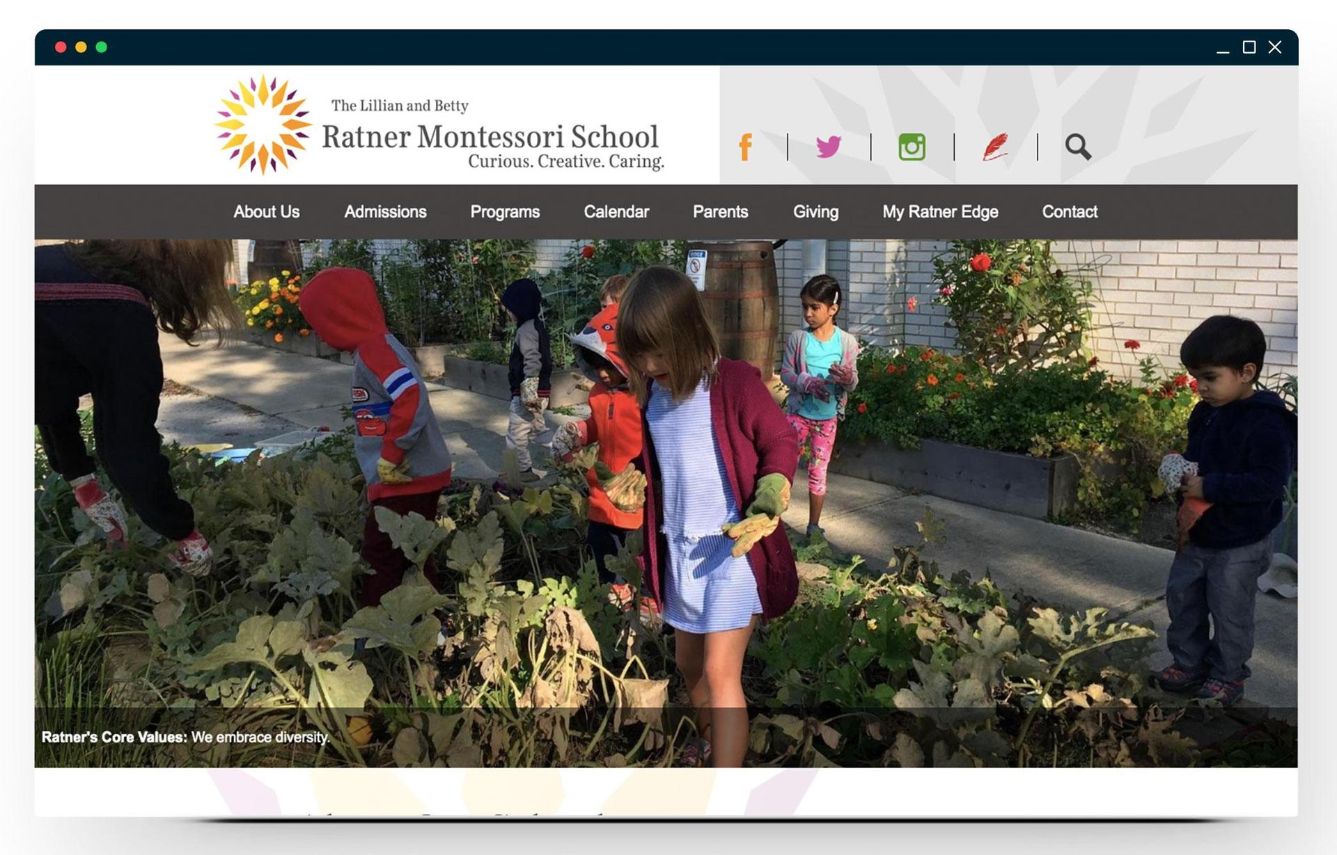 Ratner Montessori in Ohio
