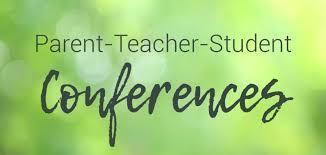 Parent -Teacher-Student Conferences October 17, 2019 Thumbnail Image