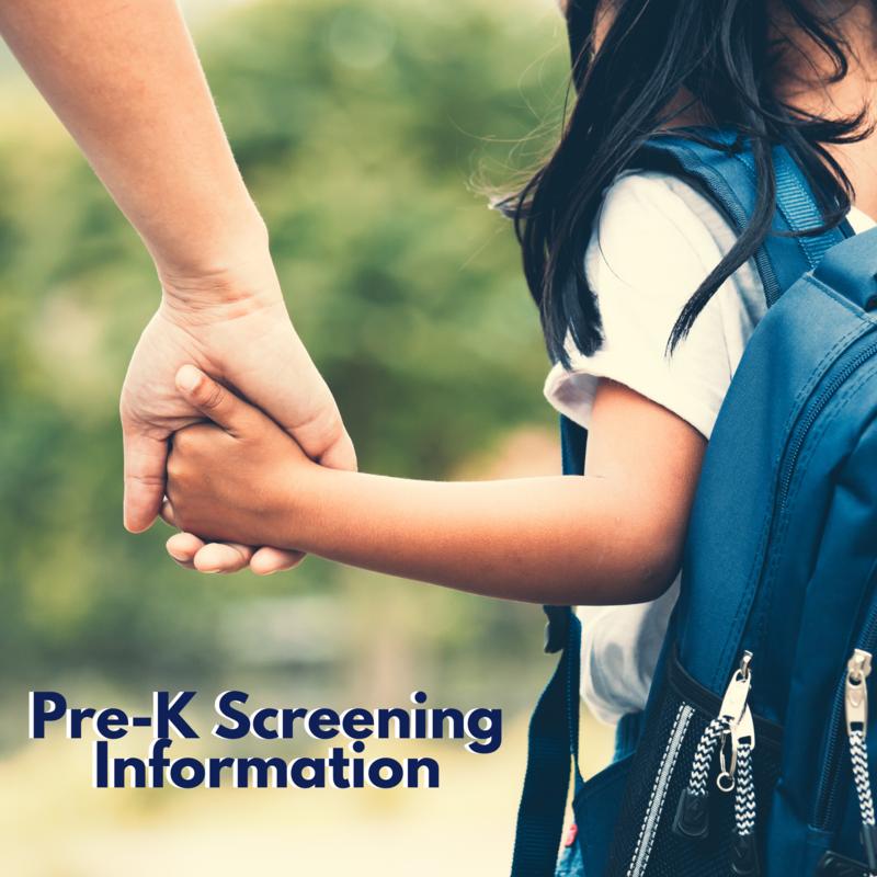 Pre-K Screening
