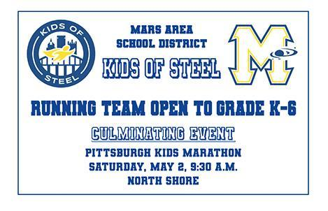 Mars Area School District Kids of Steel