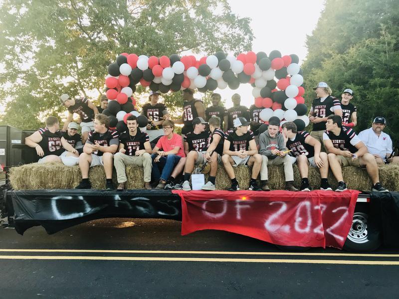 WLHS Homecoming Parade