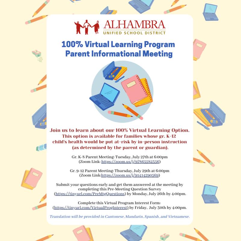 AUSD 2021-2022 Instructional Programs - Slideshow PDF Featured Photo