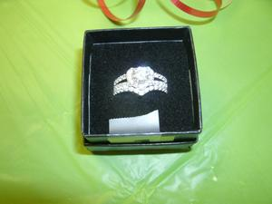 A ring for United Way drawing.