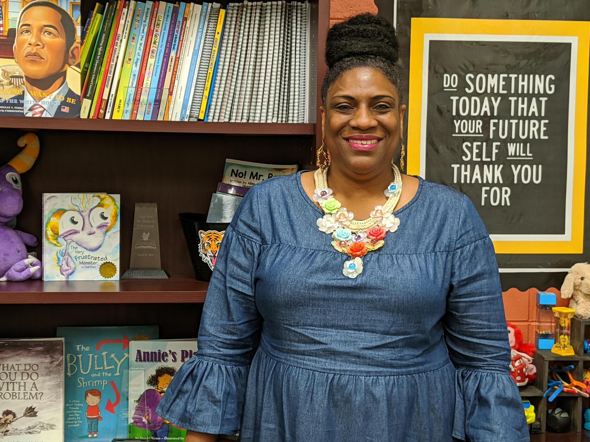 Mrs. Danita Boyd - Counselor
