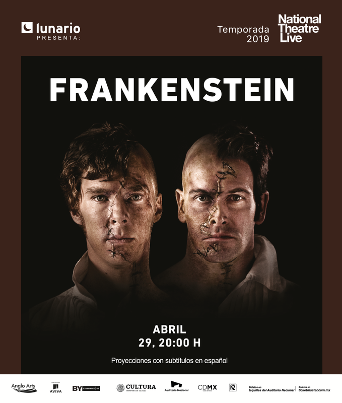 NTLive's Frankenstein returns to the Lunario for a one-time screening Featured Photo